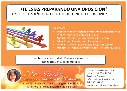 coaching opositores 9 mayo